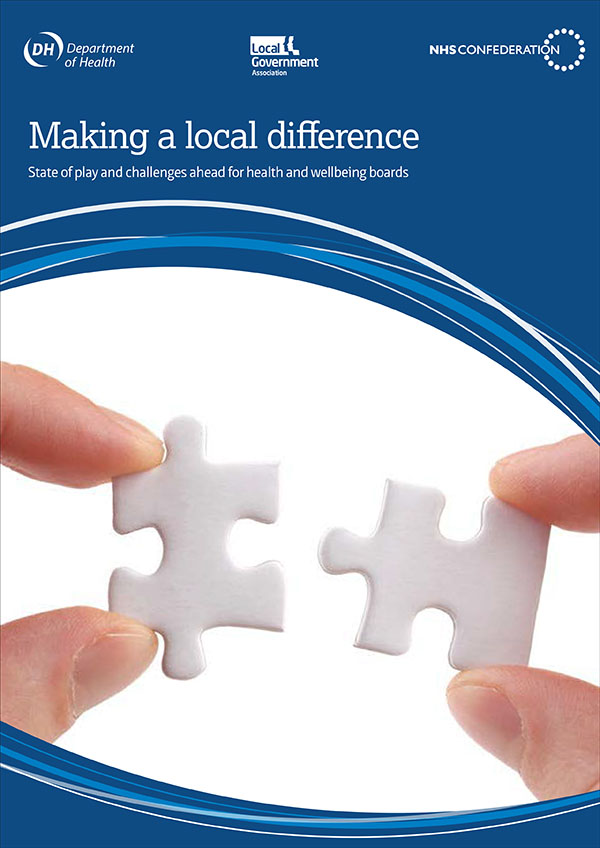 Sample brochure cover