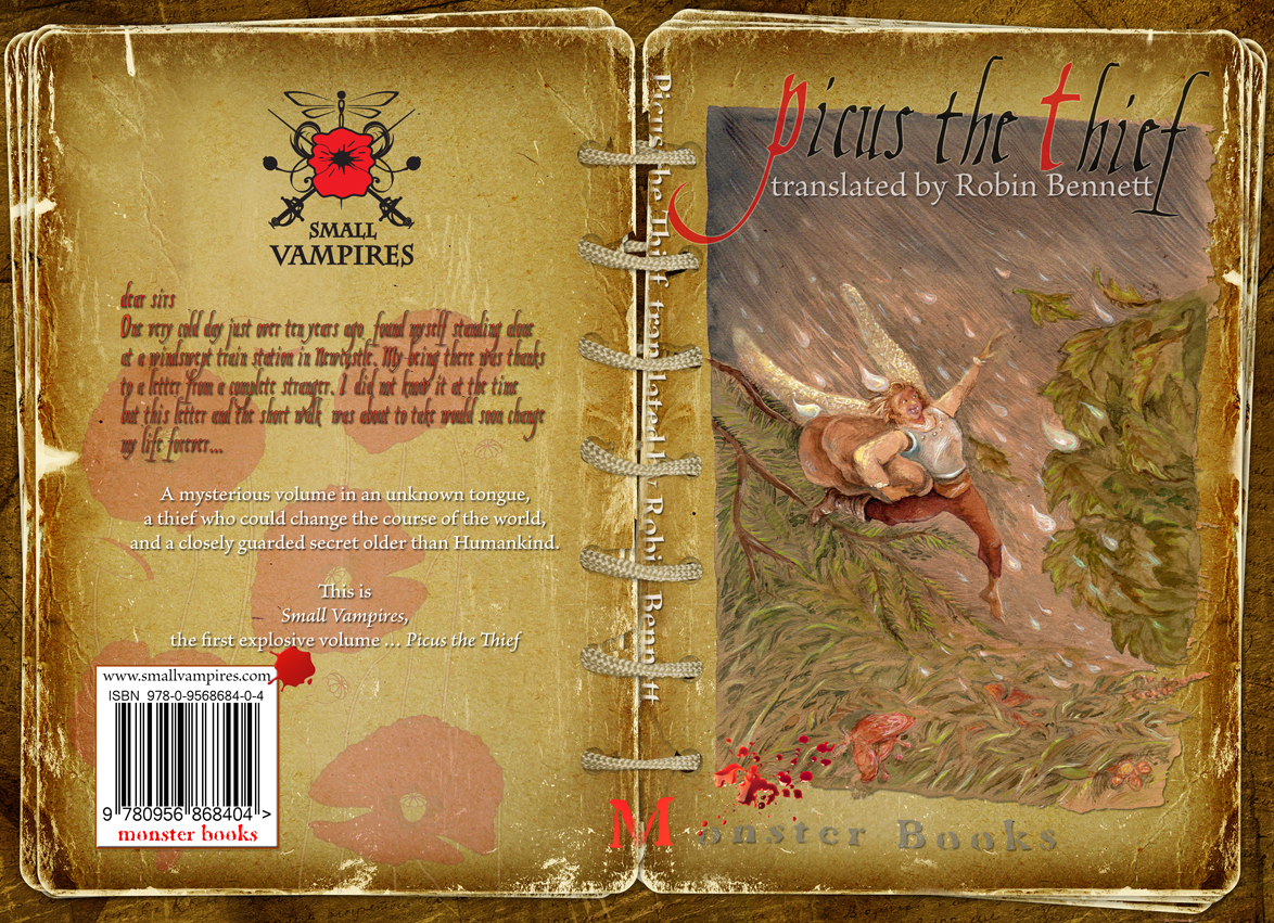 Sample book cover